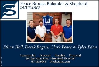 Commercial - Personal - Benefits - Financial