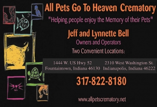Helping People Enjoy The Memory Of Their Pets