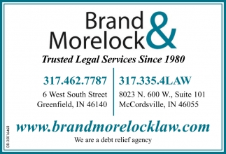 Trusted Legal Services Since 1980