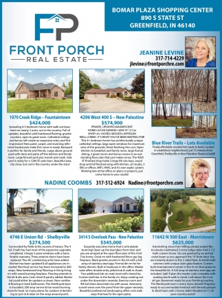 Front Porch Real Estate