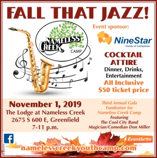 Fall That Jazz!