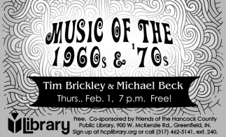 Music Of The 1960s And '70s