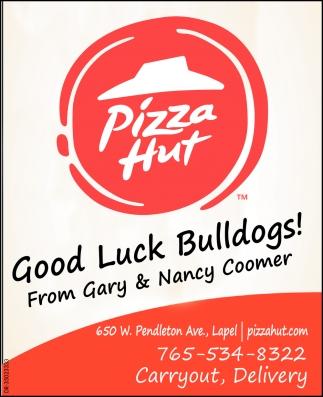 Good Luck Bulldogs!
