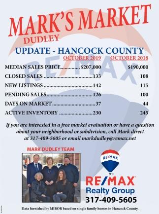 Mark's Market Dudley