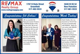 Congratulations Jill Collins!