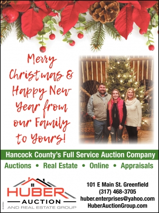 Auctions - Real Estate - Appraisals