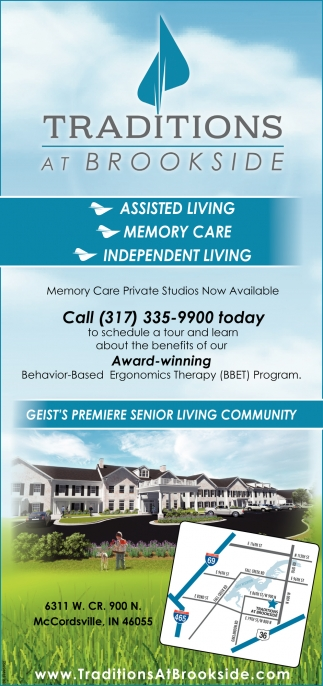 Geist's Premiere Senior Living Community
