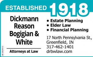 Established 1918