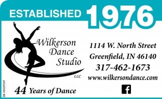 44 Years Of Dance