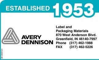 Established 1953