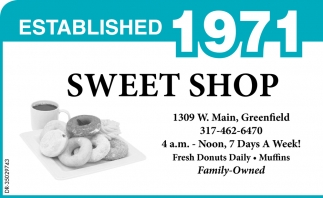 Fresh Donuts Daily