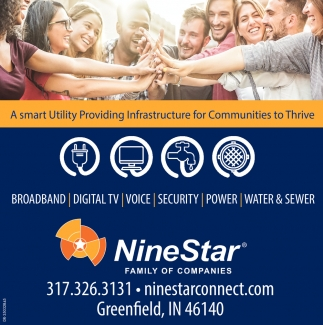 A Smart Utility Providing Infrastructure For Communities To Thrive