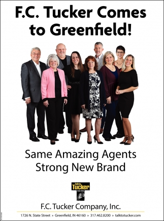 Same Amazing Agents, Strong New Brand