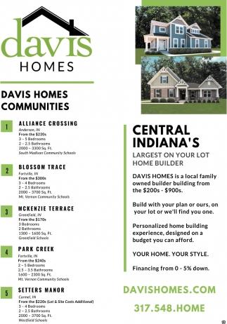 Davis Homes Communities