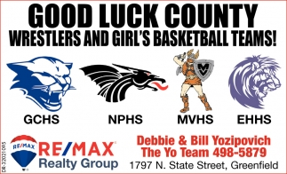 Good Luck County