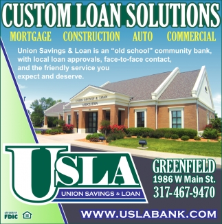 Union Savings And Loan
