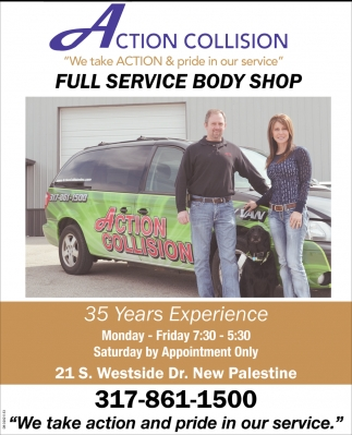 Full Service Body Shop