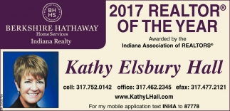 2017 Realtor Of The Year