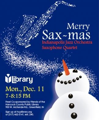 Merry Sax-Mass