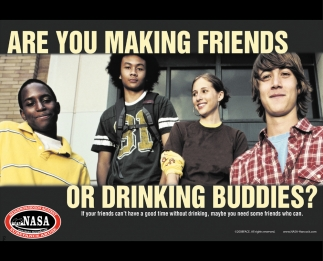 Are You Making Friends Or Driking Buddies?