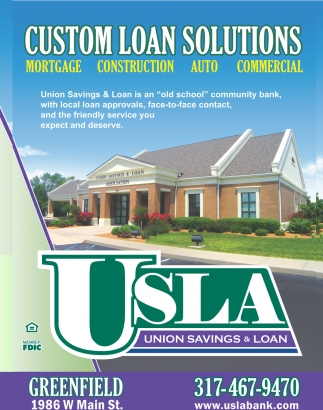 Custom Loan Solutions
