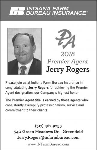 Premier Agent Jerry Rogers