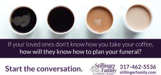 Start The Conversation.