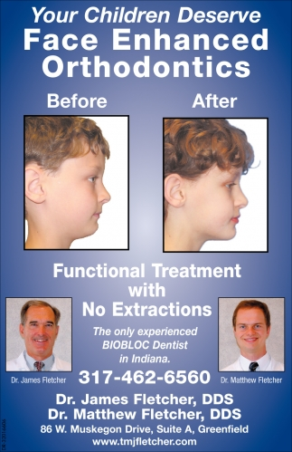 Your Children Deserve Face Enhanced Orthodontics