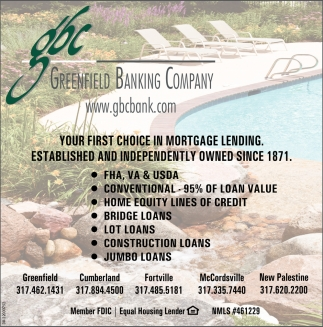 Your First Choice In Mortgage Lending.