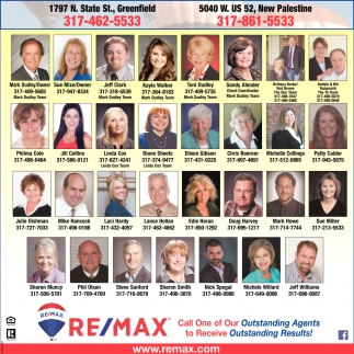 Call One Of Our Outstanding Agents.
