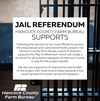 Jail Referendum