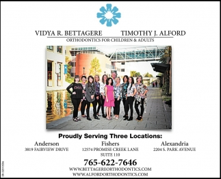 Proudly Serving Three Locations