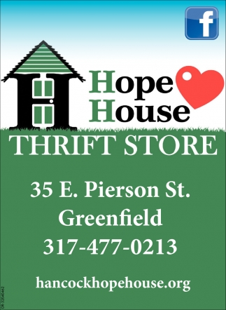 Hope House Thrift Store
