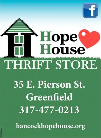 Hope House Thrift Store