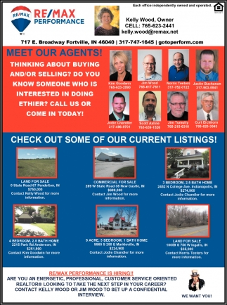 Meet Our Agents!