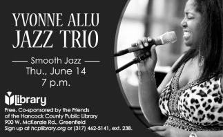 Yvonne Allu Jazz Trio